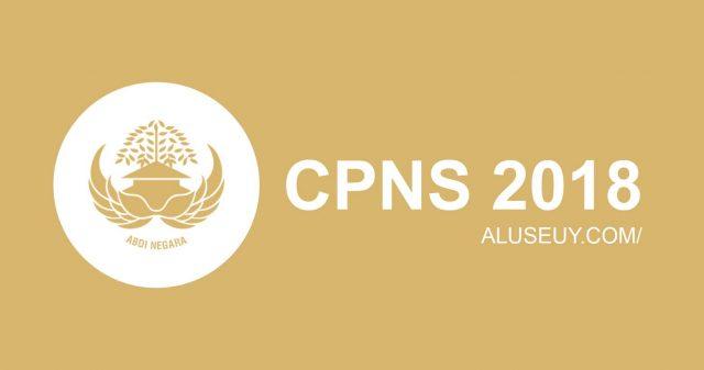 Info CPNS 2018