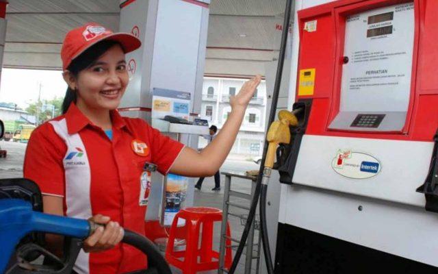 Promo program Rp 20 ribu untuk 20 literPertamax